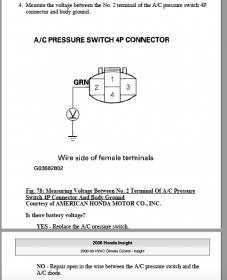 AC Pressure Switch Sources | Honda Insight ForumHonda Insight Forum